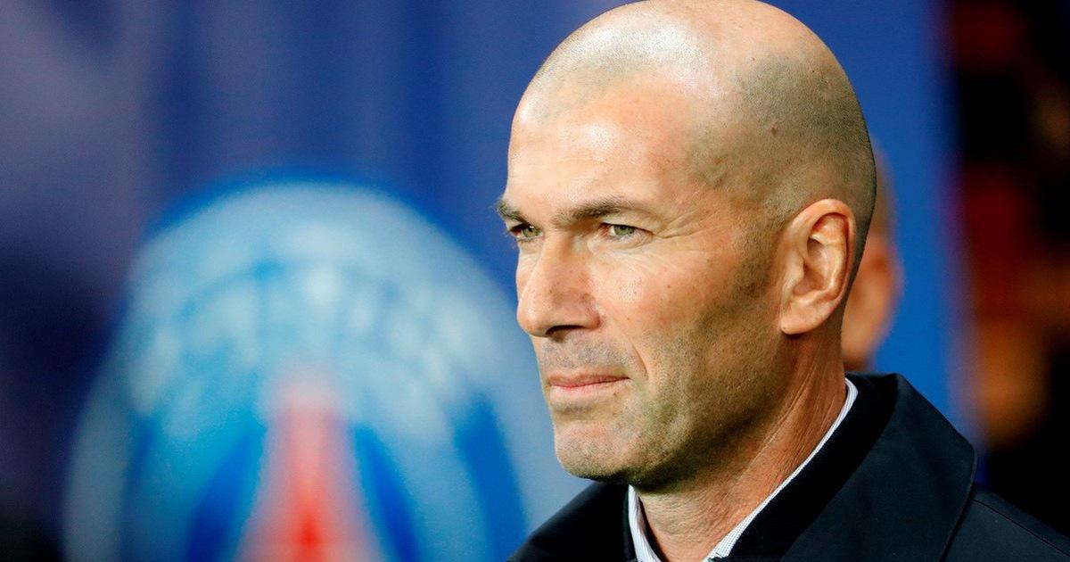 HLV Zidane: 'Đá như vậy với PSG chỉ khiến cuộc sống thêm khó khăn'