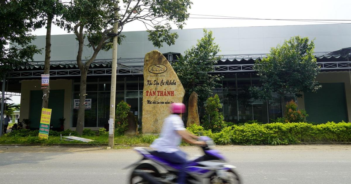 'Tan tác' chân rết địa ốc Alibaba