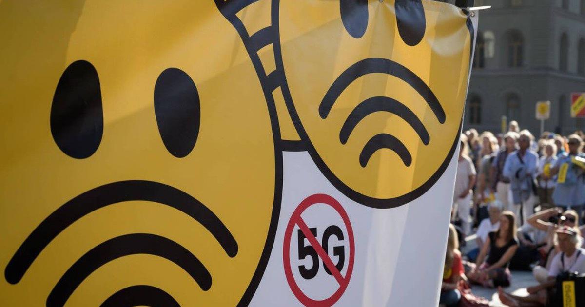 Đức, Thụy Sĩ chống 5G vì lo cho sức khỏe