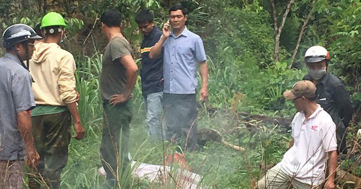 Tìm thấy bé trai 10 tuổi bị nước mưa cuốn trôi cách hiện trường 30km