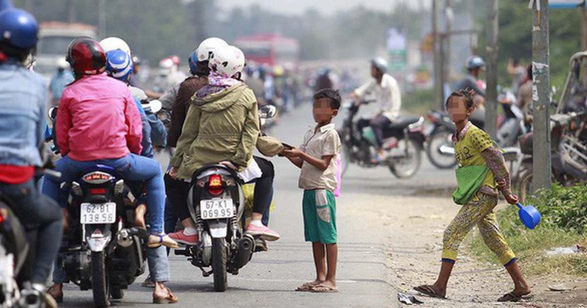 Người ăn xin đang đổ về các đô thị, Bộ gửi công văn đề nghị giải quyết