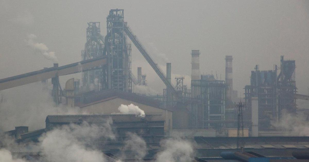 Trung Quốc nỗ lực 'tẩy sạch' bầu trời dịp kỷ niệm 70 năm quốc khánh