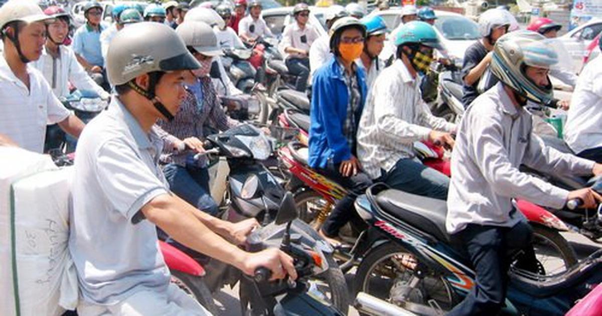 Phân luồng giao thông chi tiết tại Hà Nội dịp đại lễ