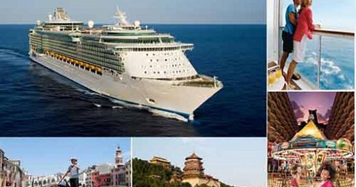Khám phá Châu Á cùng du thuyền 5 sao