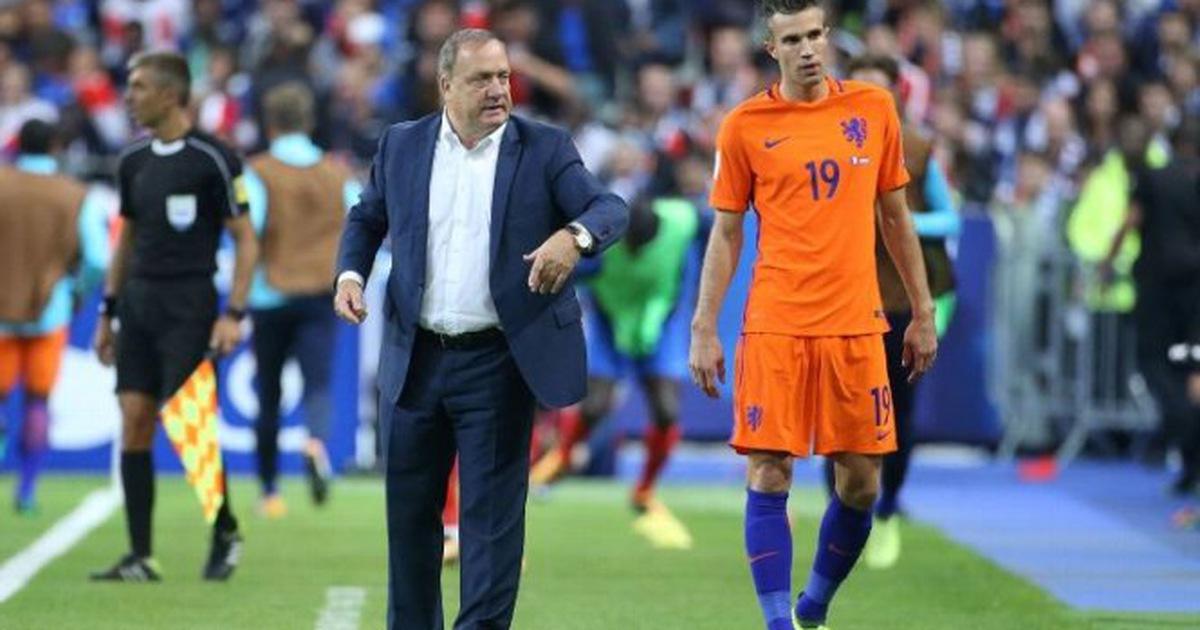Điểm tin tối 2-9: Van Persie vắng mặt trận Hà Lan gặp Bulgaria