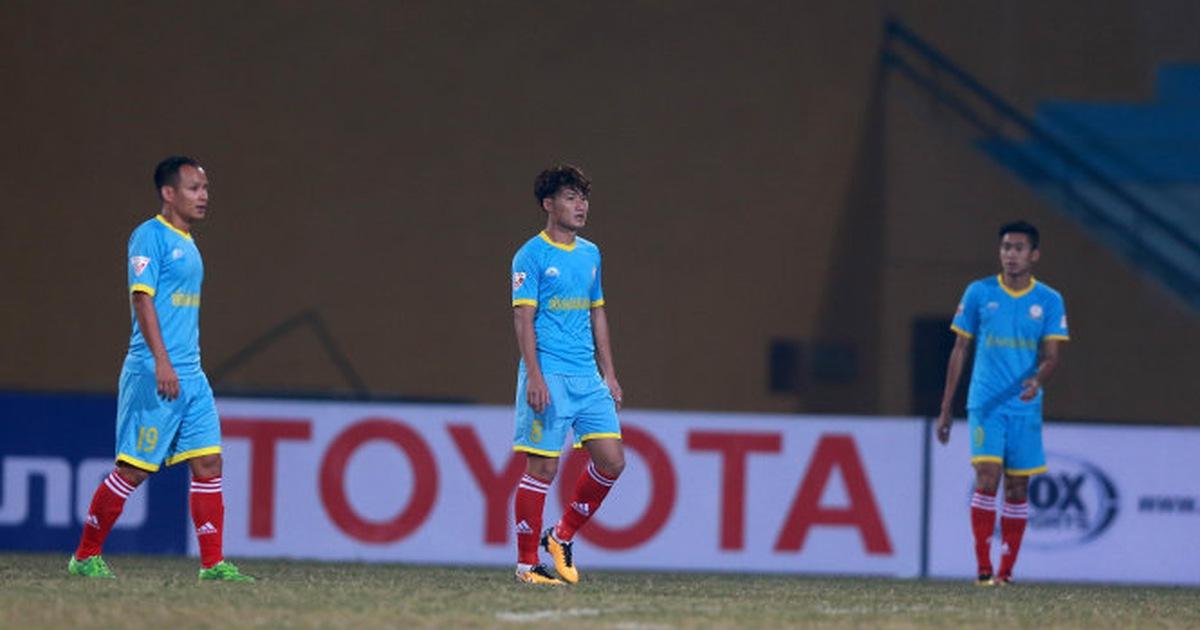 Muang Thong đánh bại chủ nhàSanna Khánh Hòa