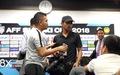 Phóng viên Malaysia và VN va chạm căng thẳng trong buổi họp báo