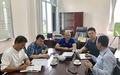 HLV Park Hang Seo tham vấn HLV Hoàng Anh Tuấn xây dựng U23 VN