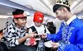 Du lịch nước ngoài, chọn cách bay thích hợp cho cả ba thế hệ