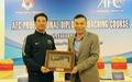 Giám đốc kỹ thuật của VFF đã đến Việt Nam, thực hiện cách ly 2 tuần
