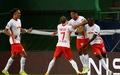 Gây 'sốc' khi đánh bại Atletico Madrid, Leipzig làm nên lịch sử tại Champions League