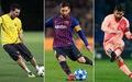 Messi độc chiếm danh hiệu 'Vua đá phạt' hơn Ronaldo 19 bàn trong 9 mùa giải