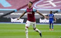 Lingard rực sáng, West Ham thắng nghẹt thở Leicester
