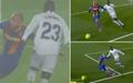 Koeman và Zidane nói gì về 'quả phạt đền rõ ràng' của Barca?