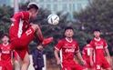Tuyển Việt Nam thua CLB Incheon 1-2