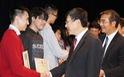 Khen thưởng người Việt học giỏi tại CH Czech