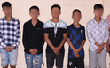 Bắt băng cướp 'nhí' chuyên cướp tài sản của học sinh