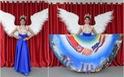 Trang phục Singapore dự Miss Universe bị chê vào phút chót