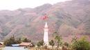 Khánh thành cột cờ Lũng Pô