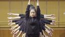 Điệu múa Phật Bà nghìn tay của đội vũ công khiếm thính
