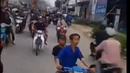 Video clip nhóm thanh niên đi đám ma phóng xe bạt mạng, gây bức xúc