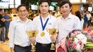 Anh Khôi nhận thưởng 69 triệu đồng từ Dược phẩm Nhất Nhất