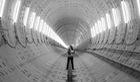 Chui xuống đất cùng chú robot khoan hầm metro TP.HCM