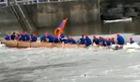 Video 17 người thiệt mạng khi đua thuyền rồng tại Trung Quốc