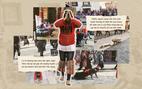 Ấn tượng nghi thức 'tam bộ ngũ thể nhập địa' ở Tây Tạng