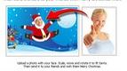 Tạo thiệp và hóa thân ông già Noel