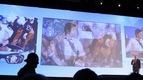Tivi siêu nét Ultra HD mở màn CES 2013