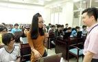 Tìm môi trường để giỏi tiếng Anh