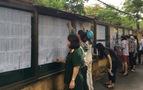 Sợ rớt lớp 10, học sinh Hà Nội đổ xô vào trường tốp giữa