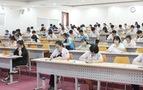 Trường ĐH Quốc tế công bố điểm chuẩn kỳ thi năng lực