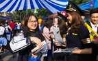 Ngày hội tư vấn xét tuyển: hơn 150 gian tư vấn đã được đăng ký