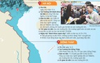Ngày 16, 17-3 Tuổi Trẻ tư vấn tuyển sinh tại 4 tỉnh thành