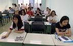 Sáng 10-4,  ĐH Quốc gia TP.HCM công bố điểm thi đánh giá năng lực đợt 1