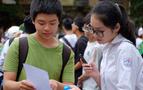 Sở GD-ĐT Hà Nội công bố đáp án thi vào lớp 10