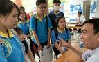 629 học sinh giỏi được tuyển thẳng vào ĐH Khoa học xã hội và nhân văn TP.HCM