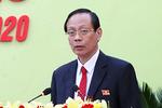 Ông Nguyễn Đức Thanh tái cử bí thư Tỉnh ủy Ninh Thuận