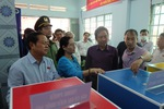 Lập phương án không tập trung quá đông người ở phòng bỏ phiếu ngày bầu cử