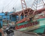 Phát hiện 4 ghe cá sang Malaysia đánh bắt trái phép