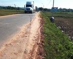 Quốc lộ 40B ở Quảng Nam không chịu nổi xe trọng tải lớn nữa