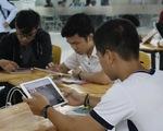Đại học ở TP.HCM mở thư viện có võng, iPad cho sinh viên