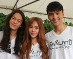 Gương mặt điển trai Công Dương nhận vai chính phim Thái