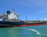 Tạm giữ tàu chở 5 triệu lít xăng không rõ nguồn gốc
