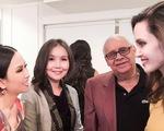 Angelina Jolie sắp thực hiện dự án phim liên quan đến Việt Nam