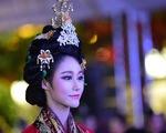 Múa cổ truyền Hàn Quốc trên đường phố Hội An - ảnh 9