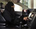 Saudi Arabia là nước cuối cùng trên thế giới cho phép phụ nữ lái xe