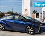 Tương lai của xe hơi là chạy bằng pin nhiên liệu